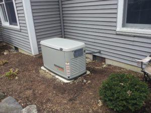 A Whole House Outside Generator