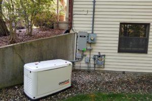 22kw Generac Generator Installation
