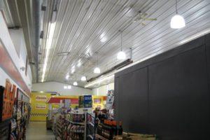 Commercial Lighting Upgrade