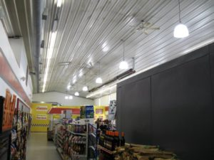 Commercial Lighting Upgrade